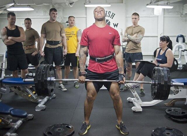 減肥運動課表