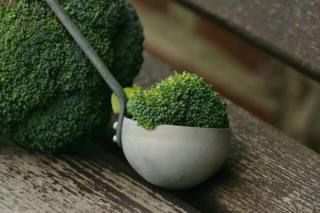 蔬菜中的抗氧化物能幫助達到更好的減肥效果