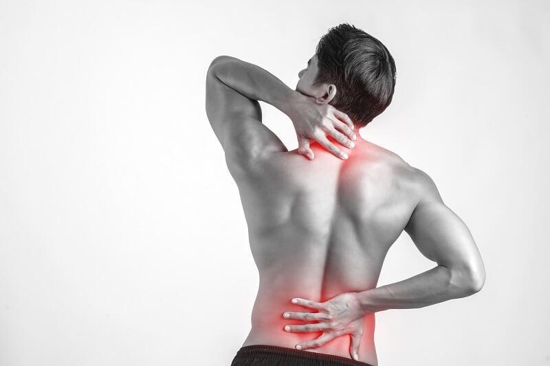 利用滾筒與花生球改善肌肉痠痛