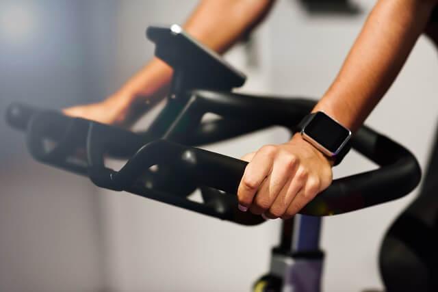 腳踏車可以利用高間歇的訓練方法達到瘦身