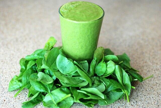 綠拿鐵拿來減肥是不錯的選擇
