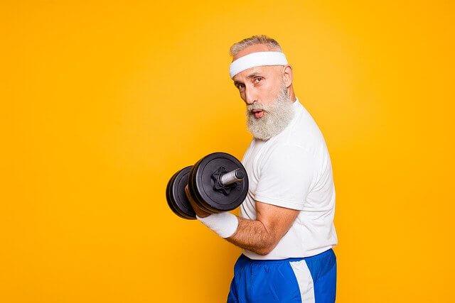 健身新手到一定程度後,可以安排輔助動作的訓練
