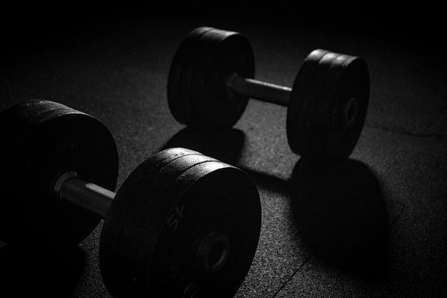 重量訓量幫助提高代謝